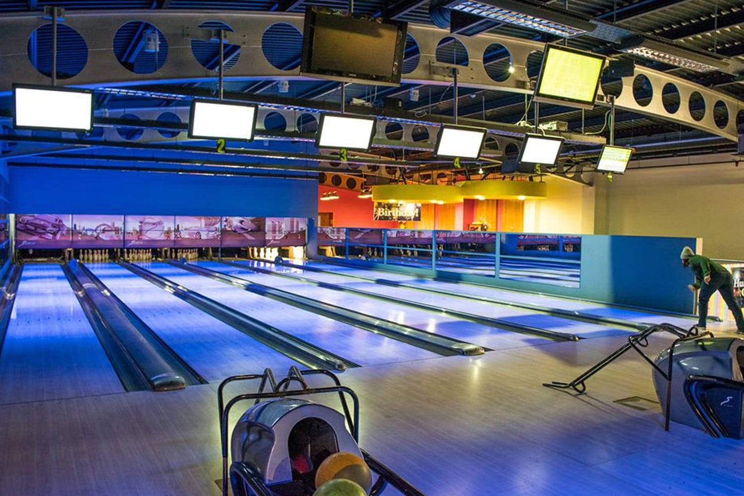 Bowling i Carrick on Shannon