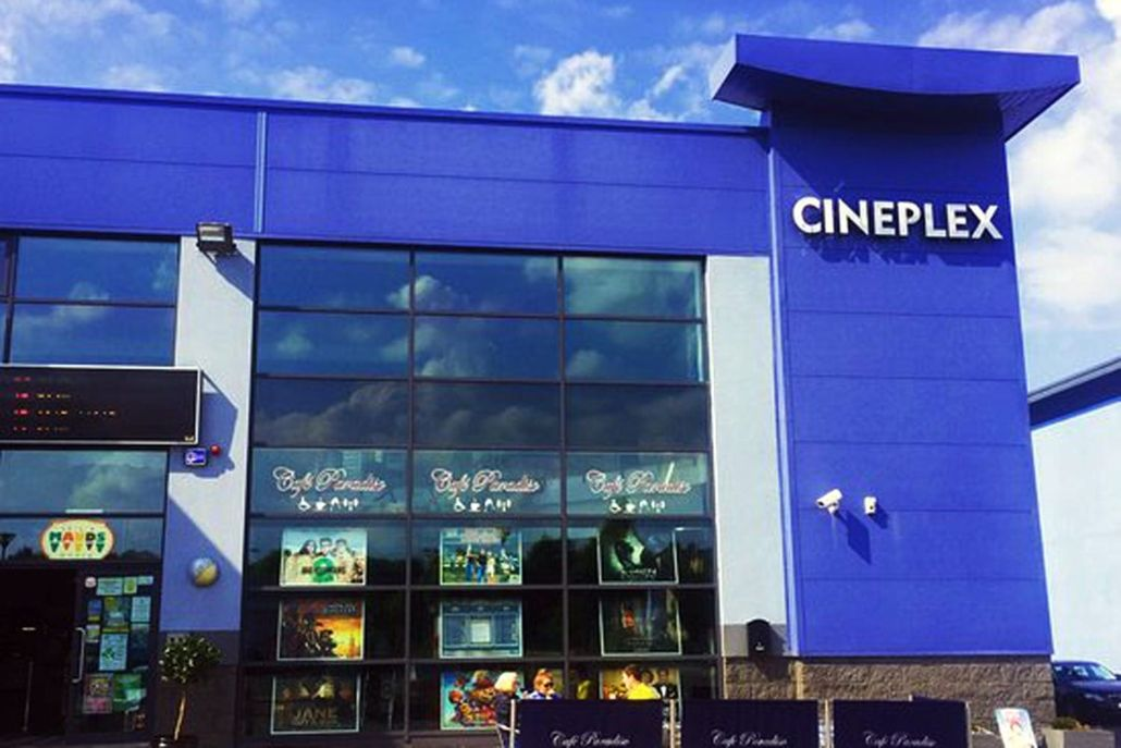 Cinema in Carrick on Shannon