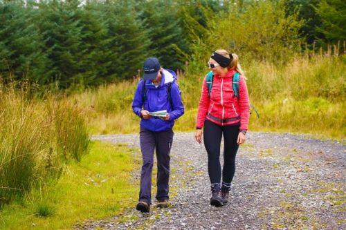 Forest walks in Leitrim