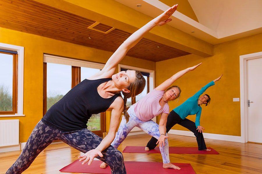 Yoga at Ard na hoo