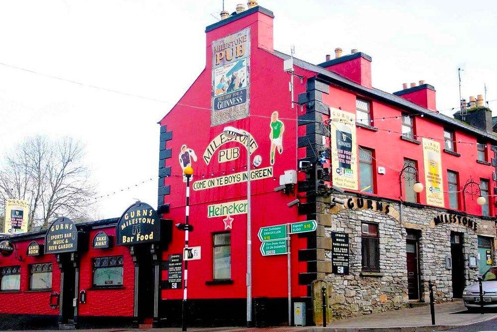 Gurns Milestone Pub